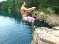 Cliff Jump Accident