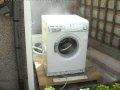 Washing Machine Self Destructs ( Original )