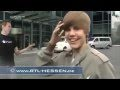 Justin Bieber Walks into a Door and Hits Head! - SPOOF