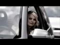 Stupid Blonde Driver - Car Crash