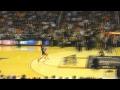 Phoenix Suns Entertainer, Nick Corrales, Dunks Himself Through The Hoop