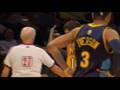 Carmelo chokes Sasha